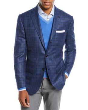 Neiman Marcus Kiton Sports Coat