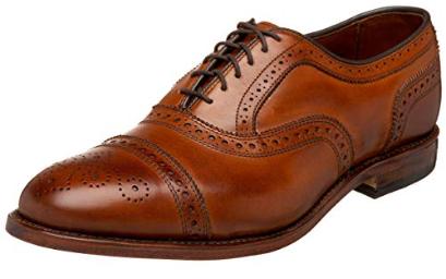 Allen Edmonds shoes brown oxford mens Amazon