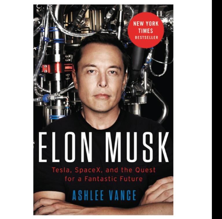 Elon Musk Book Books for men