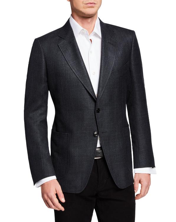 Tom Ford Blazer black mens sport coat style