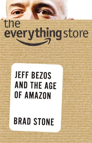 jeff bezos book the everything store books for men