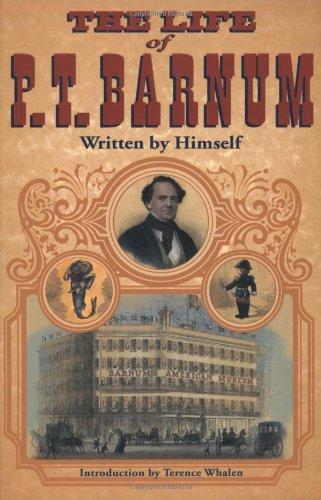 P.T. Barnum book business