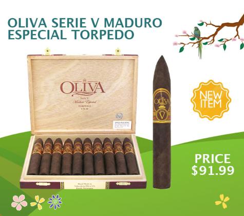 Gotham Cigars Oliva V's special