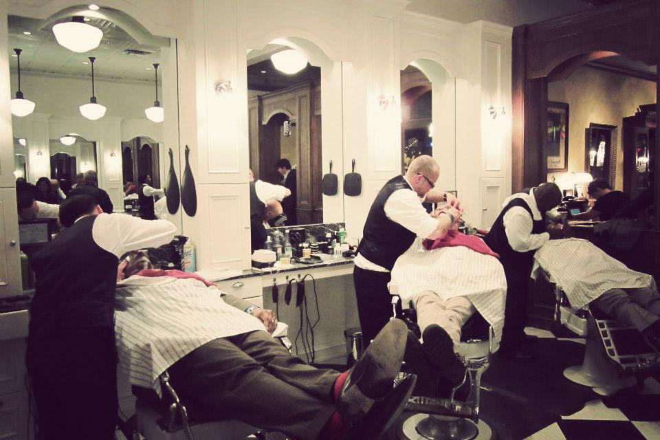 reds barber shop