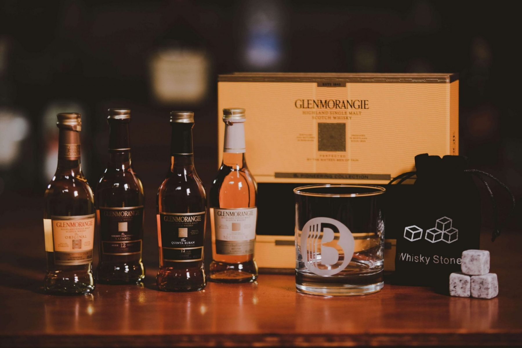 Glenmorangie the Pioneering Collection scaled