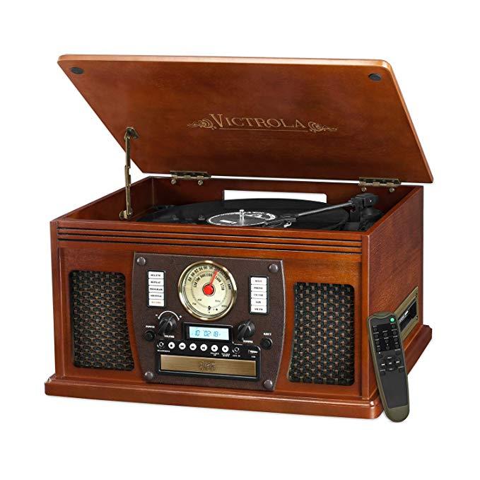 Victrola vinyl record player