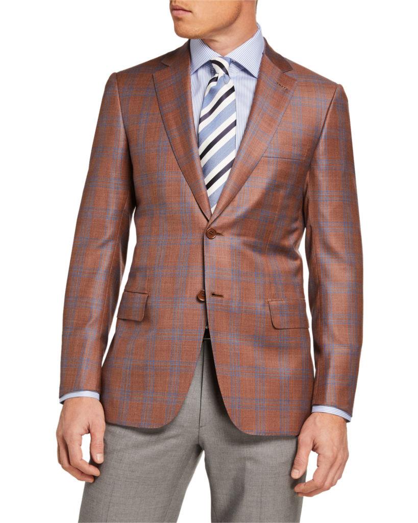 Brioni mens sport coat designer