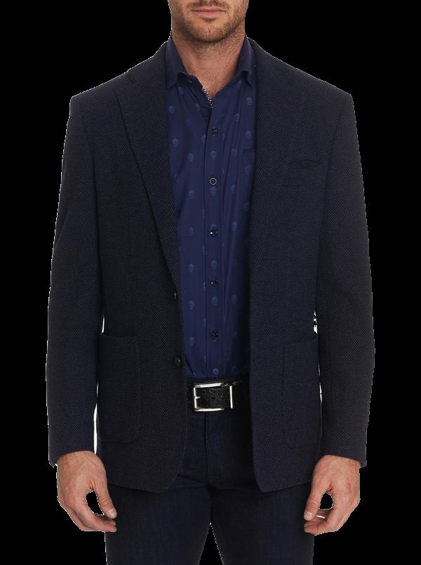 Robert Graham sport coat blue
