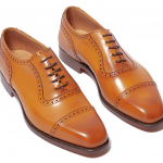 Trickers shoes mens brown oxfords