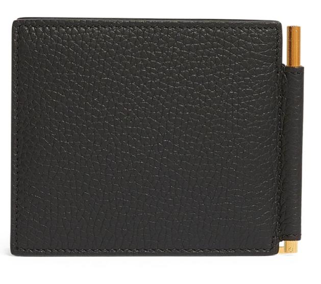 Tom Ford best luxury wallets for men black back