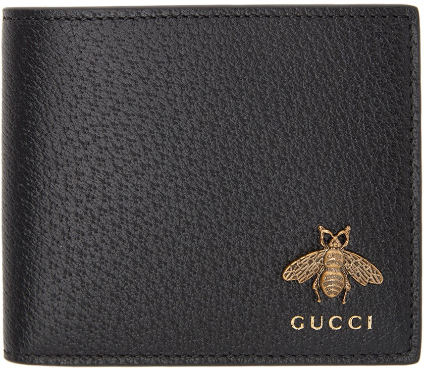 Gucci mens wallet black mens designer wallets