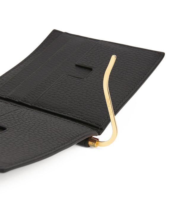 Tom Ford card holder inside luxury mens wallet