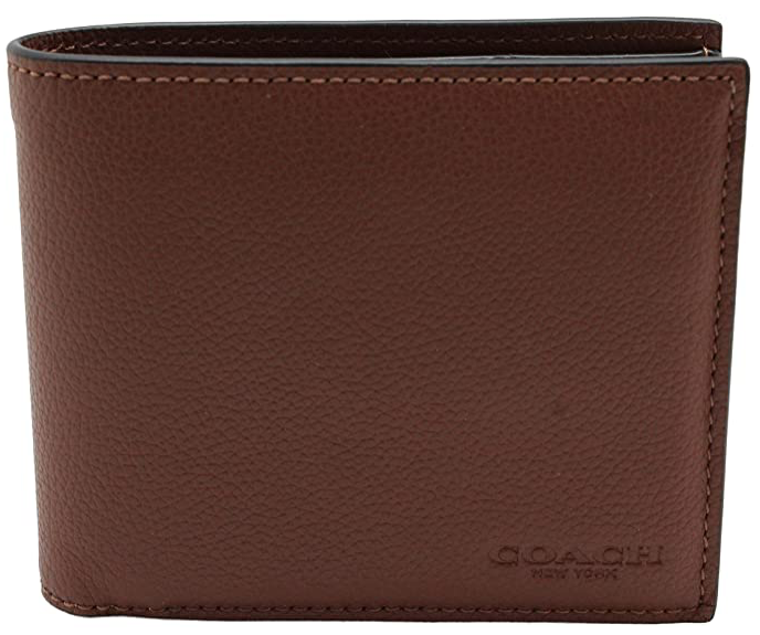 Coach mens wallet best fathers day gifts amazon 2021