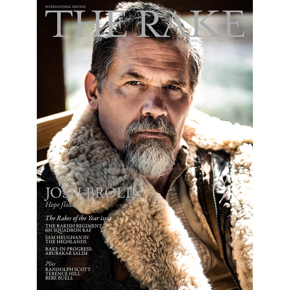 The rake magazine cover josh brolin subscription