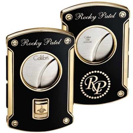 rocky patel limited edition black and gold best cigar cutter
