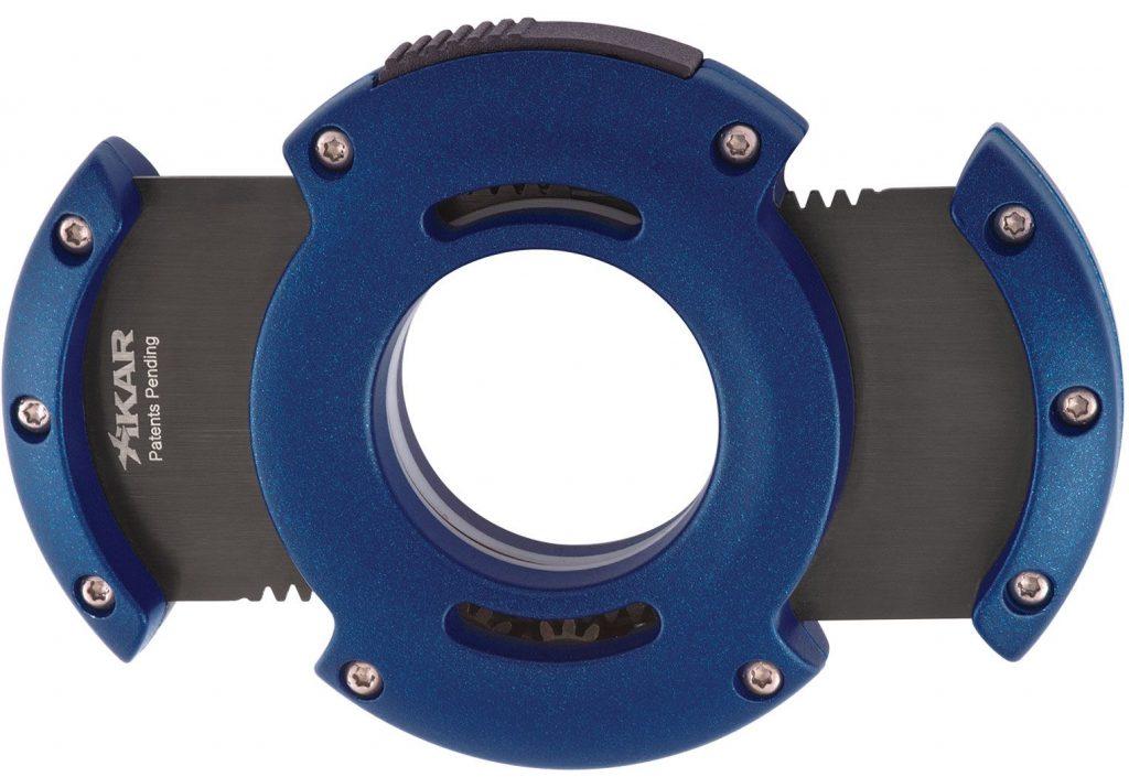 xikar xo cutter blue with black blades