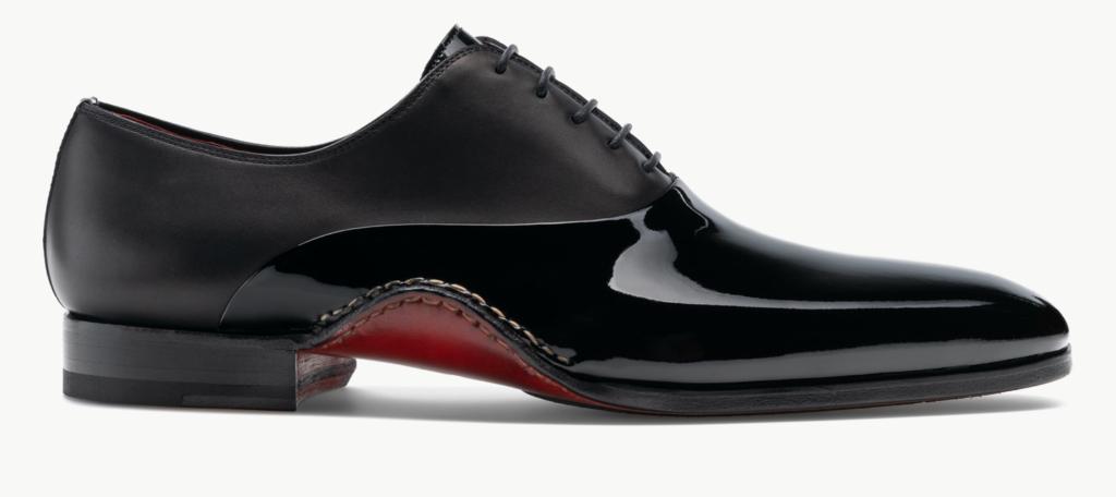 Magnanni shoes black dress